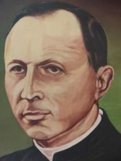 patron szkoły - ks. Józef Baranowicz